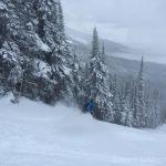 skitouring Revelstoke by Edward Bekker