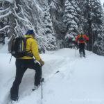 skitouring Canada by Edward Bekker