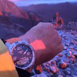 Tissot watch T-Touch Mount Kenya