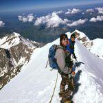 Mont Blanc climb 2017