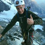 Mont Blanc climb towards Gouter hut