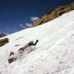 Mont Blanc ice axe training