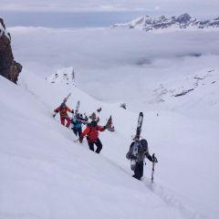 skitouring Engelberg