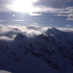 Engelberg backcountry skiing