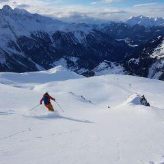 Off piste skivakantie Graubünden Zwitserland