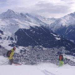 backcountry Tour du Mont Blanc