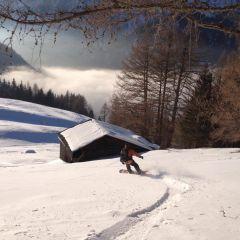 off piste tour du Mont Blanc