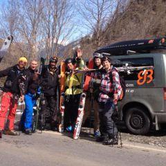 ski safari Zwitserland