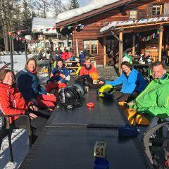 skivakantie Graubünden Zwitserland