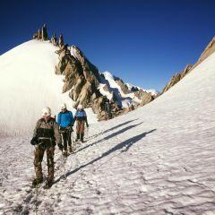 Mont Blanc voorbereiding