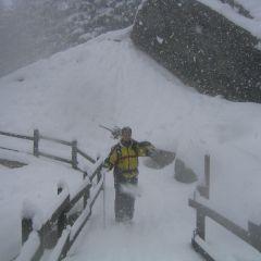 Gran Paradiso skitour