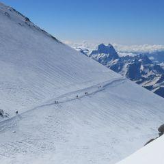 Expeditie Elbrus Elbroes