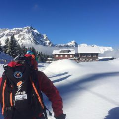 Engelberg backcountry