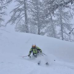 Sophie Aarts ski