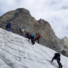 Stöcki gletsjer