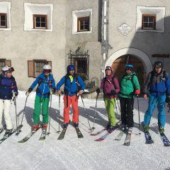 Freeride skivakantie met gids Zwitserland