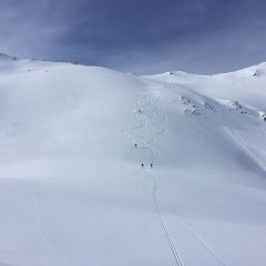 Graubünden off piste