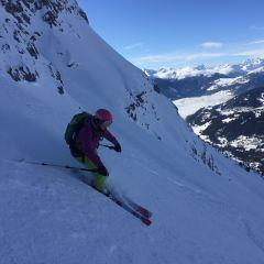 off piste skireis Zwitserland
