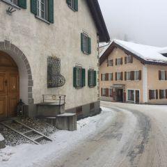 Bergün ski