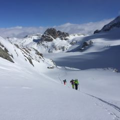 Tourski reis in Zwitserland