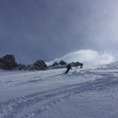 tiefschnee skivakantie Zwitserland
