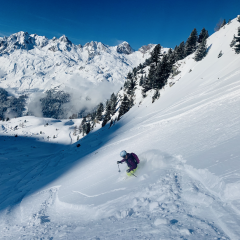 Freeride Grands Montets