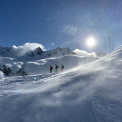 Andermatt backcountry