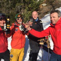 ski & prosecco
