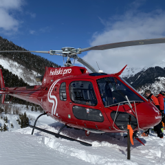 Heliski Turkey, Air Zermatt © Edward Bekker