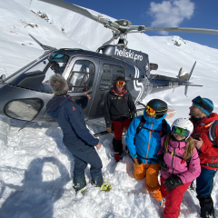 Heliski Turkey,Air Zermatt © Edward Bekker