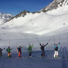 Skitouring mountainguide Chamonix