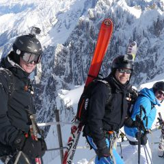 Vallée Blanche skiguide