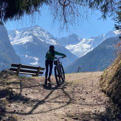 Route du Paradis, Finhaut
